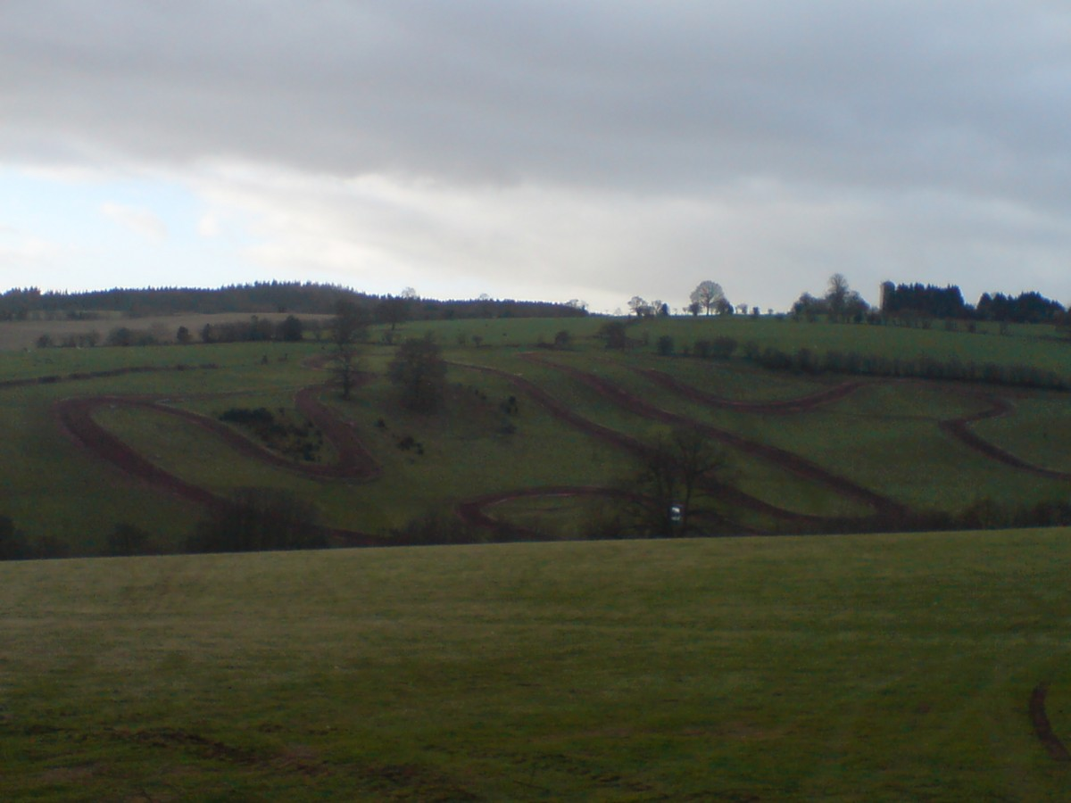 Llangrove Monmouth Motocross Track, click to close